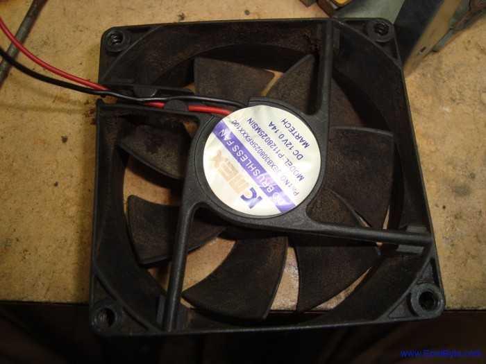 Reparación de Coolers de PC o similares
